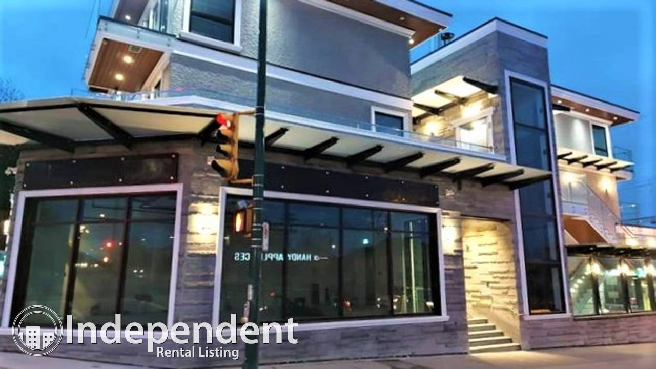 BRAND NEW/ Executive 2 Storey Condo for Rent IN KNIGHT!