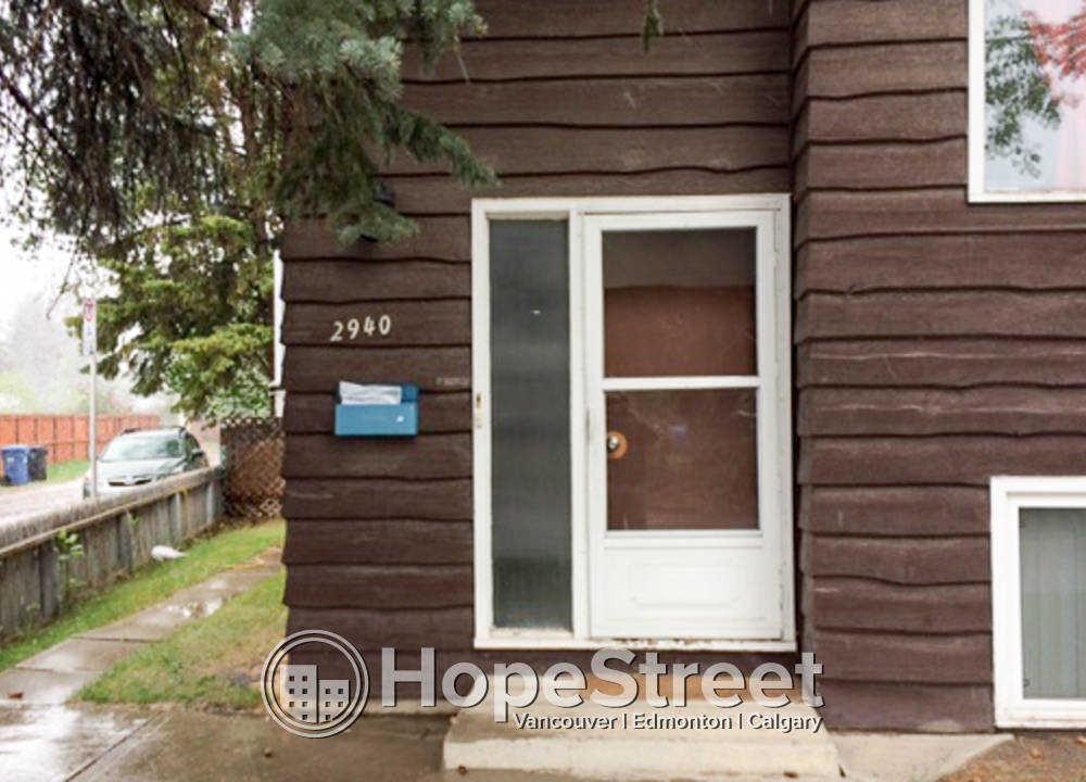 B - 2940 Unwin Road NW, Calgary, AB - $995