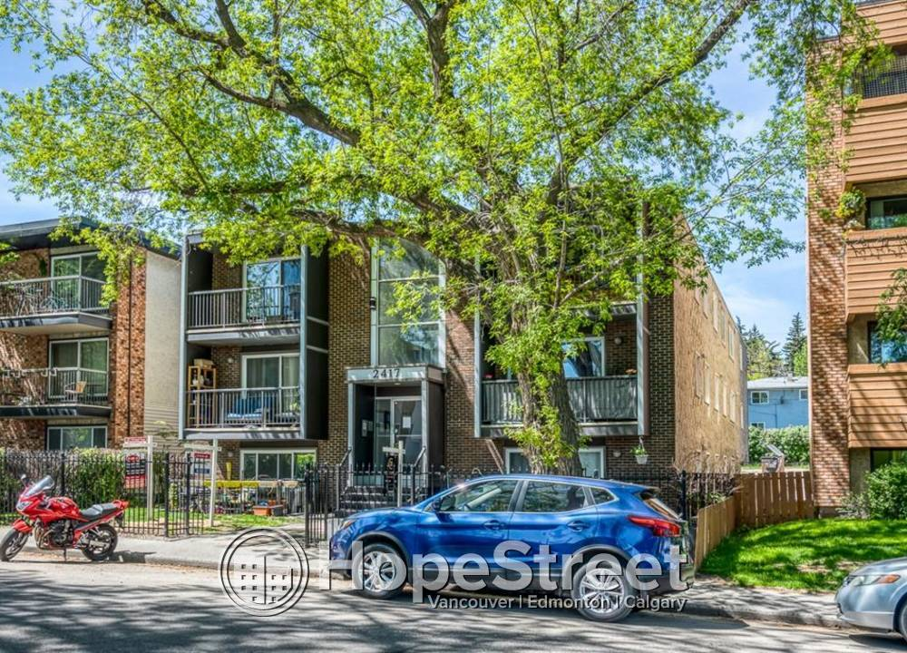 304 - 2417 17 Street SW, Calgary, AB - 1,600 CAD/ month