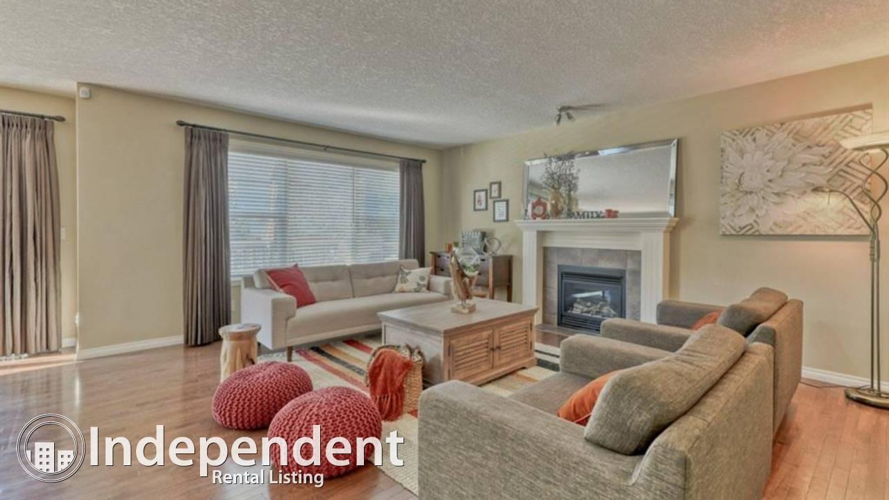 3+DEN (Main + Upper Level) Suite for Rent in Evergreen/ Utilities Included