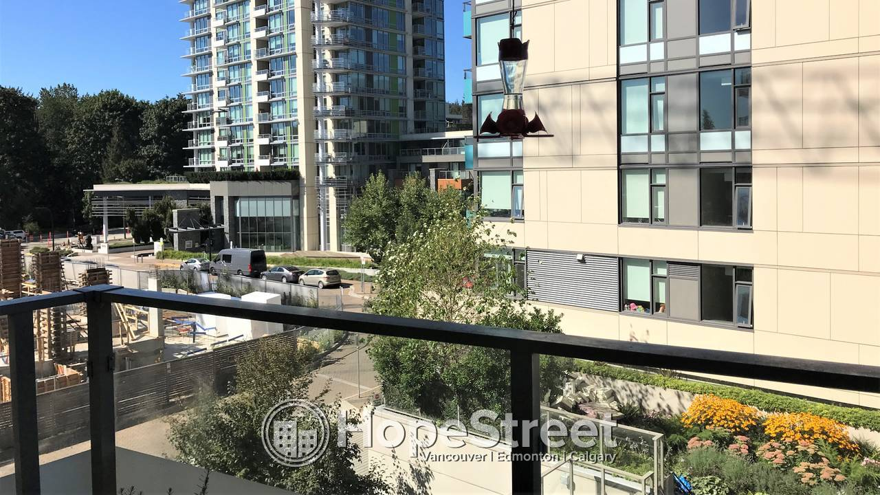 1 BR Condo w/ Undgr. Parking & Storage in North Vancouver/ Mountain Views.