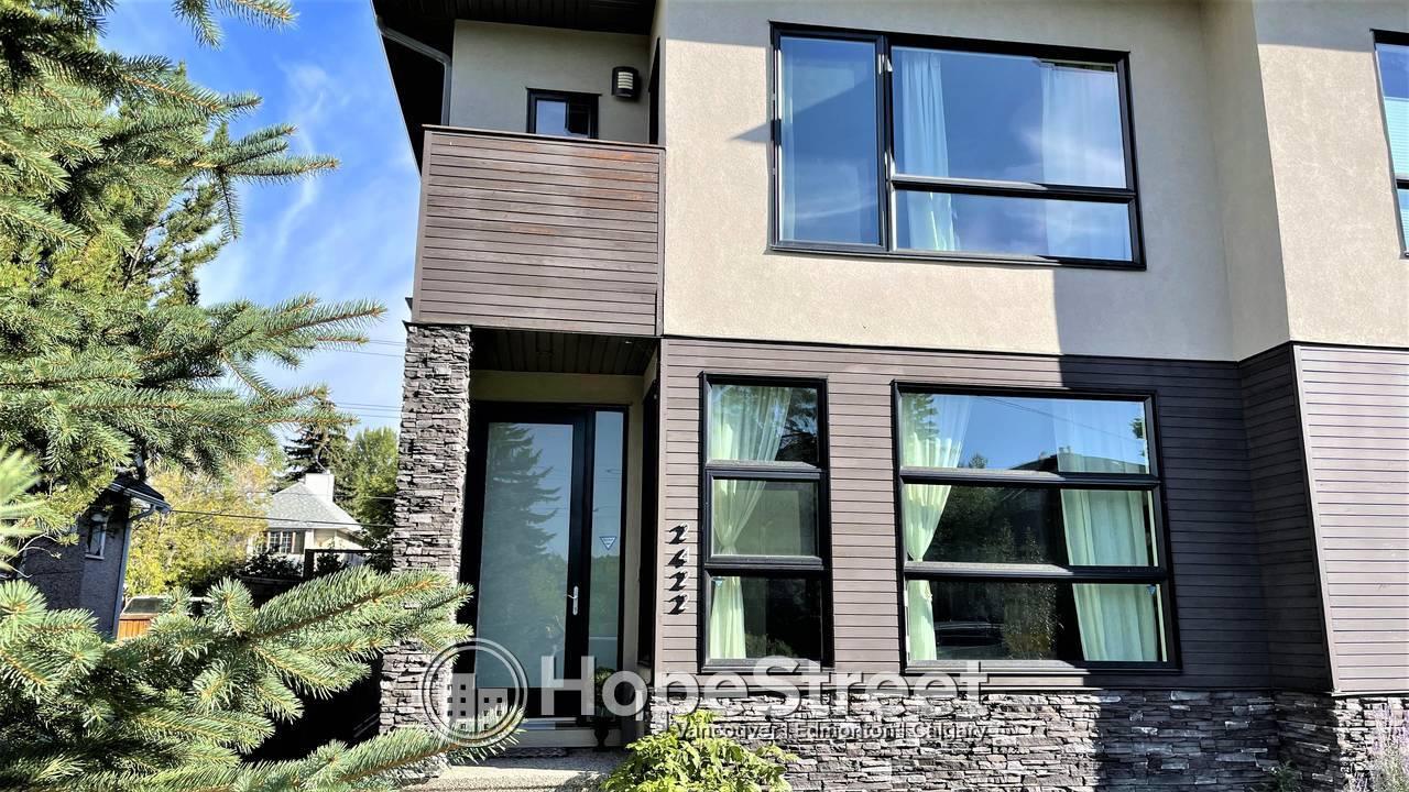 Gorgeous 4 Bed Duplex for Rent in West Hillhurst.