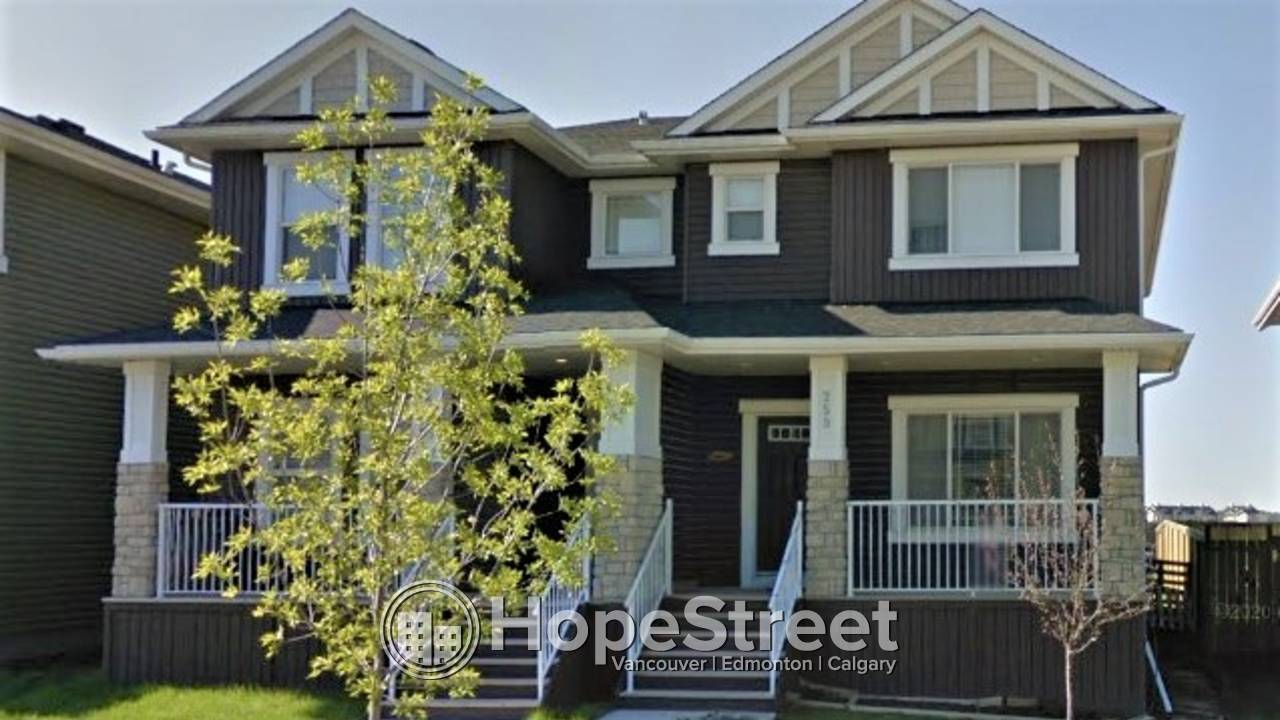 3 BR SEMI-DETACHED HOME in the DESIRABLE COMMUNITY OF REDSTONE!