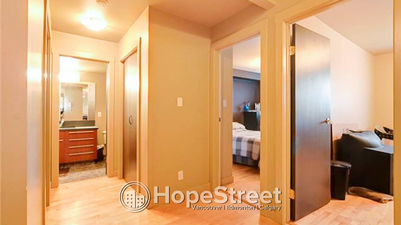 2 Bedroom Condo in Bankview w/ Underground Parking.