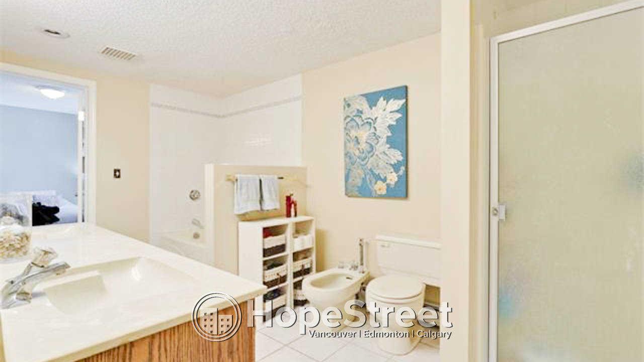 2 Bedroom Condo in Sunalta/ Heat & Water Included!