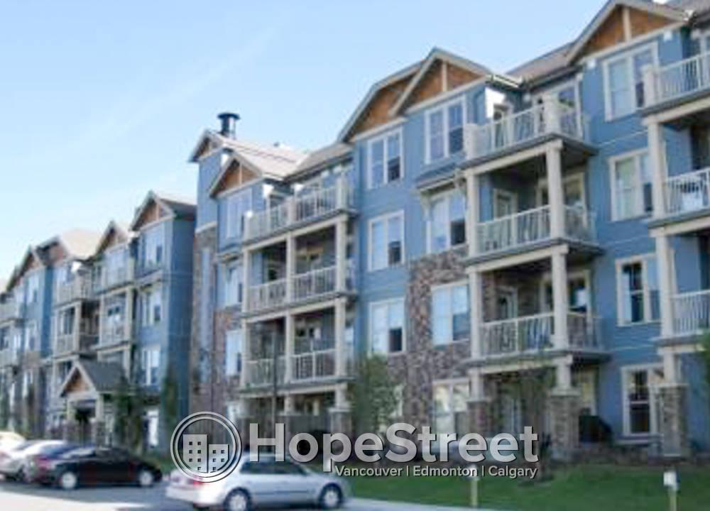 211 - 201 Sunset Drive, Cochrane, AB - 1,100 CAD/ month