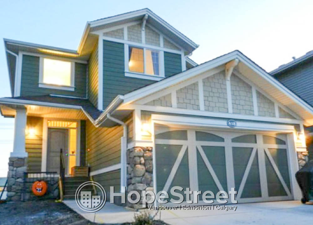418 Williamstown Green, Airdrie, AB - $1,795