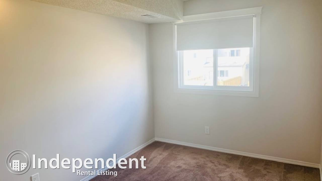 PARKING INCLUDED: 2 BD FRESHLY PAINTED & UPDATED Condo across from Foothills Hospital!
