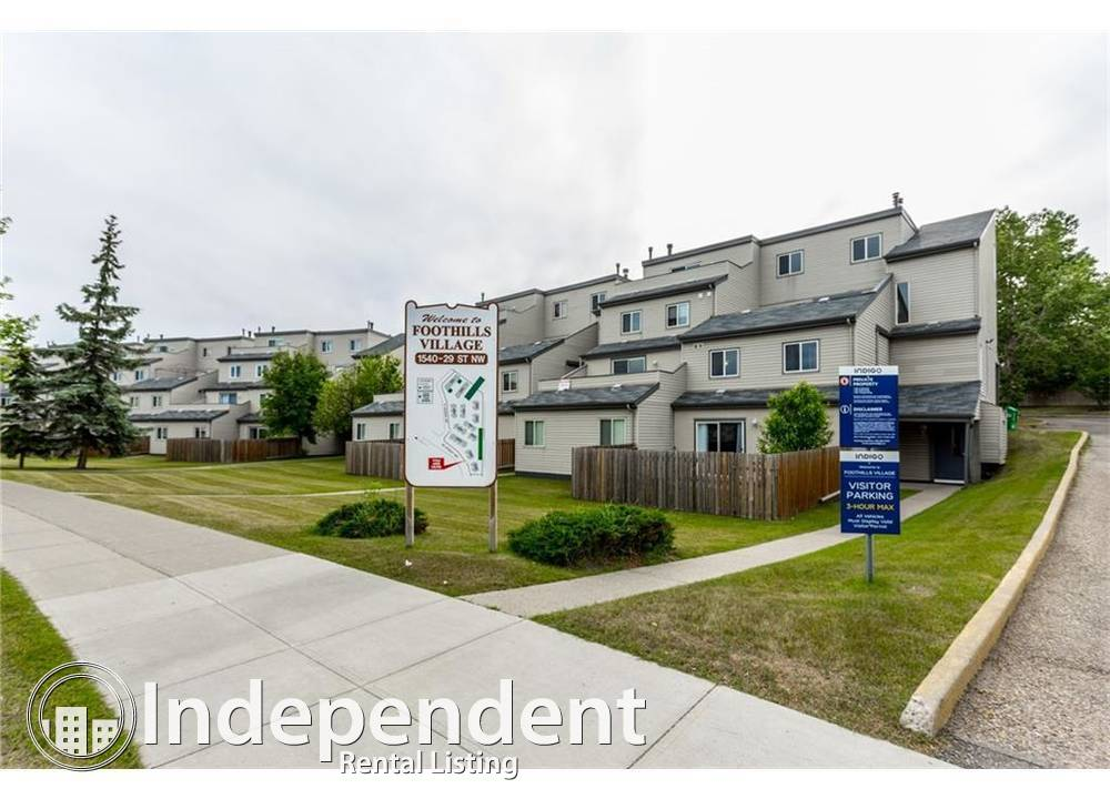 206 - 1540 29 Street NW, Calgary, AB - $1,390 CAD/ month